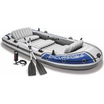 Opblaasboot Excursion 5 Set Vijfpersoons