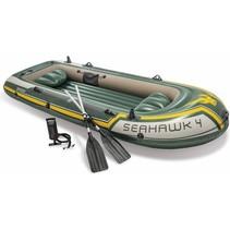 Opblaasboot Seahawk 4 Set Vierpersoons