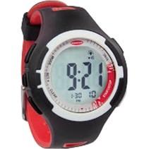 Instrument Rf4051c Horloge: Zwart-rood Clear Start Sailingwatch.black-red