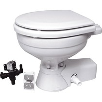 Stil toilet (elektrisch) standaard pot Pomp Spoeling