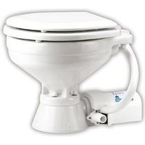 Elektrisch toilet standaard pot