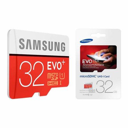 Carte mémoire Samsung Evo Plus 32 Go
