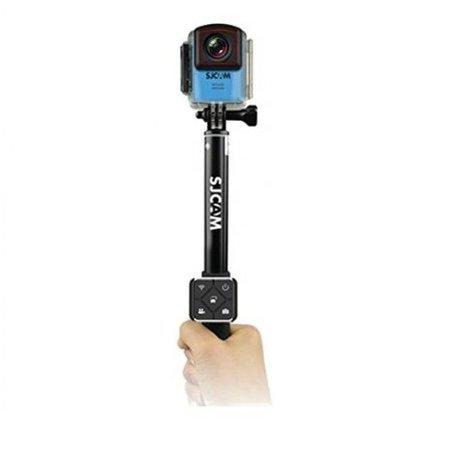 SJCAM Télécommande + Stick Selfie pour SJCAM M20/SJ6/SJ7/SJ8