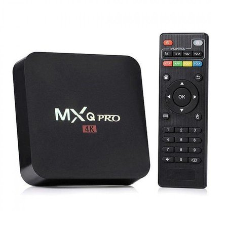 MXQ Pro 4k TV BOX Android 7.1