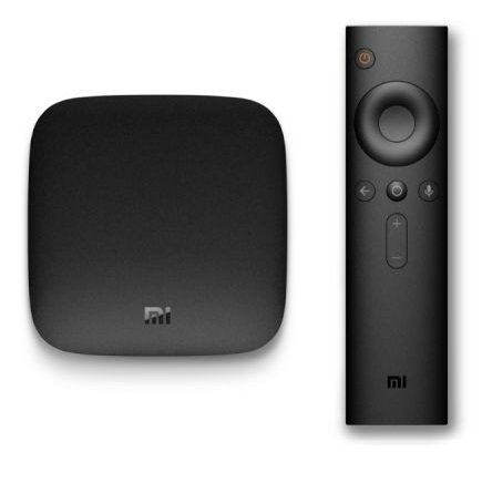 Xiaomi Xiaomi Mi TV Box 4k Internationale versie