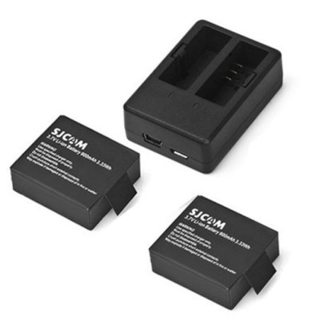 SJCAM Battery pack (SJCAM SJ4000/SJ5000 series + GitUp)
