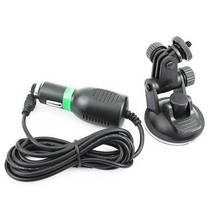 Car Suction Mount + Car Charger