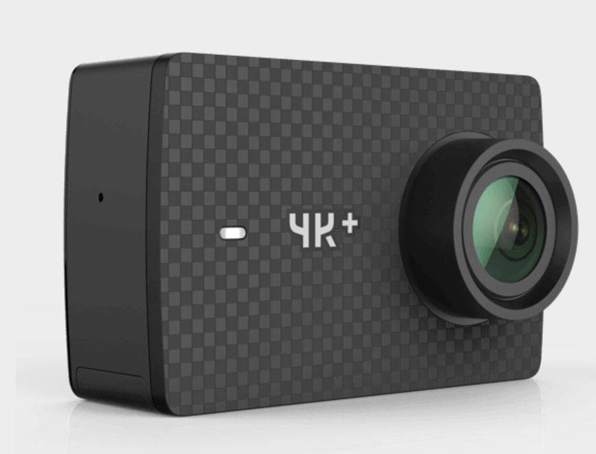 Xiaoyi Xiaomi Yi II 4K + Action Camera