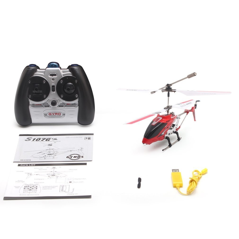 Welp XiaomiProducts | Syma S107G Helikopter - XiaomiProducts.nl JF-02