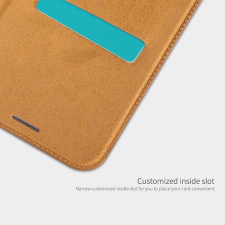 Nillkin Nillkin Qin Leather Case voor Xiaomi Pocophone F1