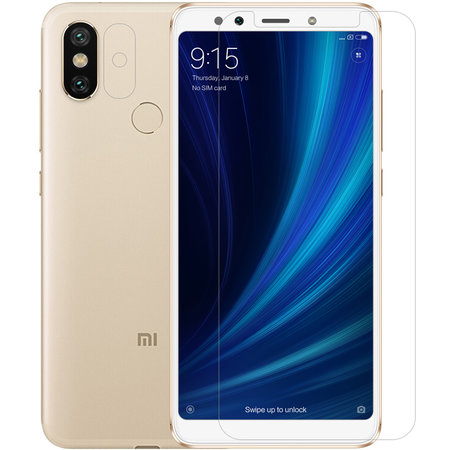 Nillkin Nillkin H+ Pro Tempered Glass Screen Protector voor Xiaomi Mi A2