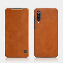 Nillkin Qin Leather Case voor Xiaomi Mi 9