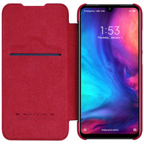 Nillkin Qin Leather Case voor Xiaomi Redmi Note 7