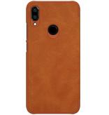 Nillkin Nillkin Qin Leather Case voor Xiaomi Redmi Note 7
