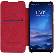 Nillkin Qin Leather Case voor Xiaomi Redmi 7