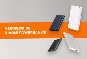 Vergelijk en kies de beste Xiaomi Powerbank voor jou op XiaomiProducts.nl!