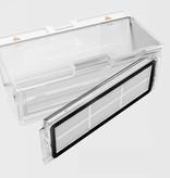 Roborock Original filter for Xiaomi Roborock V1, S50, S55, S5 Max, S6 Robot Vacuum Cleaner (2 pcs)