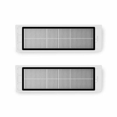 Roborock Original Filter für Xiaomi Roborock V1, S50, S55, S5 Max, S6 Robot Vacuum (2 Stück)