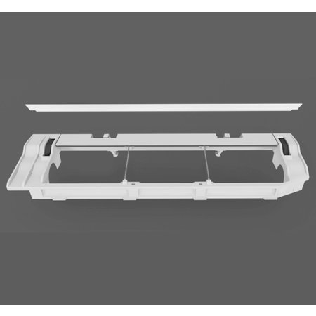 Roborock Original Brush Cover pour Xiaomi Roborock V1, S50, S55, S5 Max et S6 Robot Vacuum