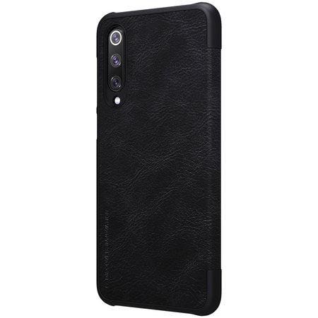 Nillkin Nillkin Qin Leren Hoesje voor Xiaomi Mi 9 SE