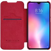 Nillkin Qin Leren Hoesje voor Xiaomi Mi 9 SE