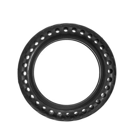 Pneu extérieur en caoutchouc intégral anti-poinçonnement pour Xiaomi M365, M365 Pro, Essential, 1S et Pro 2 Scooter