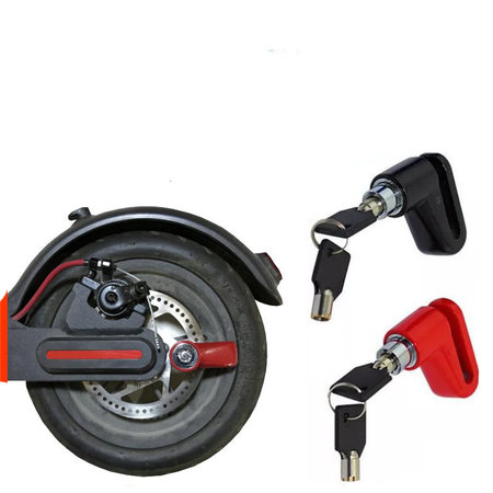 Disc brake lock for Xiaomi M365, M365 Pro, Essential, 1S and Pro 2 Scooter