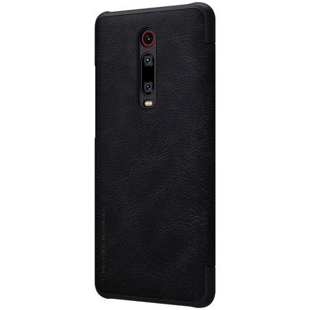 Nillkin Nillkin Qin Leren Hoesje voor Xiaomi Mi 9T en Mi 9T Pro