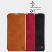 Nillkin Qin Leren Hoesje voor Xiaomi Redmi 8