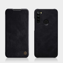 Nillkin Qin Leather Case voor Xiaomi Redmi Note 8