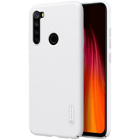 Nillkin Nillkin Super Frosted Shield Cover voor Xiaomi Redmi Note 8