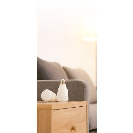Xiaomi Yeelight Xiaomi Yeelight Smart LED Bulb 1S Dimmable White