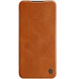Nillkin Nillkin Qin Leren Hoesje voor Xiaomi Redmi Note 8 Pro