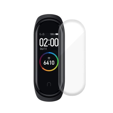 Xiaomi Mi Band 4 Screen Protector (set van 5 stuks)
