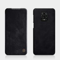 Nillkin Qin Leren Hoesje voor Xiaomi Redmi Note 9S en Pro