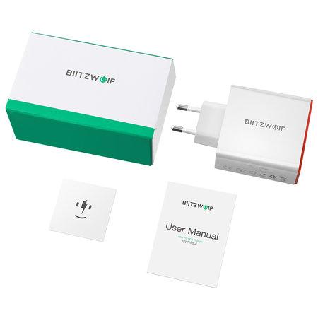 Blitzwolf BlitzWolf BW-PL4 USB-PD 45 Watt Oplader