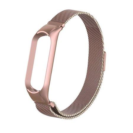 Xiaomi Mi Band 5 Bracelet Métallique Milanese