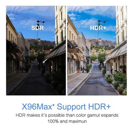 X96 Max Plus TV Box