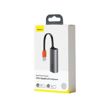 Baseus Baseus USB to RJ45 LAN Ethernet Adapter