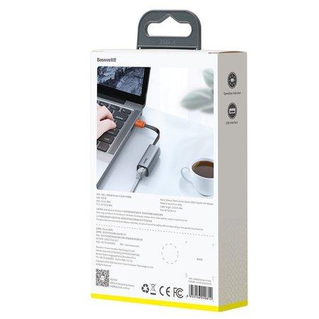Baseus Baseus USB naar RJ45 LAN Ethernet Adapter