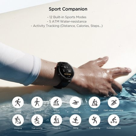 Xiaomi Huami Amazfit GTR 2 Sport