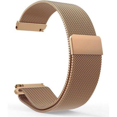 Metalen Milanese Armband voor Huami Amazfit BIP / BIP U Pro / GTS 20mm