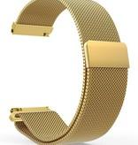 Bracelet Milanese Métallique pour Huami Amazfit BIP S / BIP U Pro / GTS 20mm