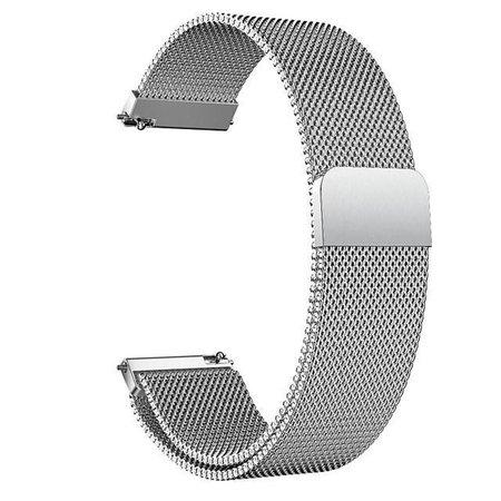 Metal Strap Milanese Stainless Steel for Huami Amazfit BIP S / BIP U Pro / GTS 20mm
