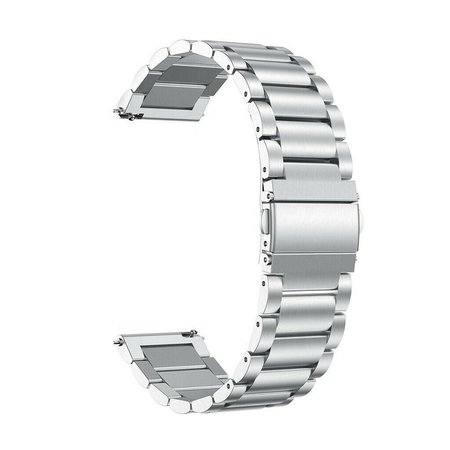 Metalen Schakelarmband voor Huami Amazfit BIP / BIP U Pro / GTS 20mm