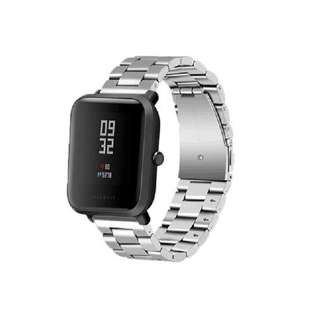 Metal Strap Stainless Steel for Huami Amazfit BIP S / BIP U Pro / GTS 20mm