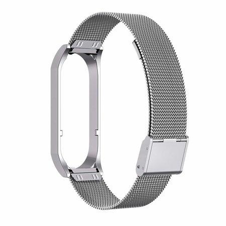 Xiaomi Mi Band 6 Bracelet Métallique Milanese