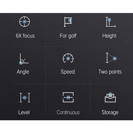 Xiaomi Xiaomi Atuman Duka DKW-S1500 Laser Rangefinder