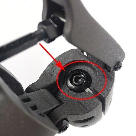 Befestigungsschrauben für Klappsystem für Xiaomi M365, M365 Pro, Mi Essential, Mi 1S, Mi Pro 2 und Mi Scooter 3