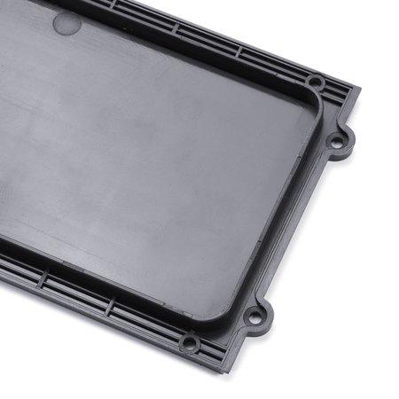 Onderkant afdekplaat van de Xiaomi M365 Step